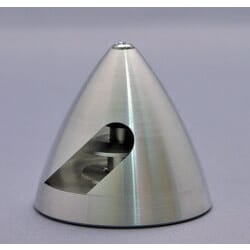 Cono Aluminio Helice fija 30mm di᭥tro / eje 3,2mm