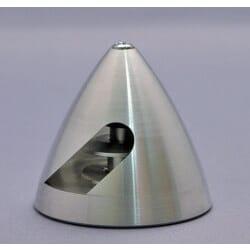 Cono Aluminio Helice fija 40mm di᭥tro / eje 5mm