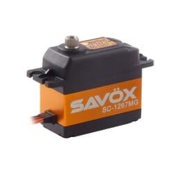 Servo Savox SC1267MG HV (21Kgr / 0.09sec)