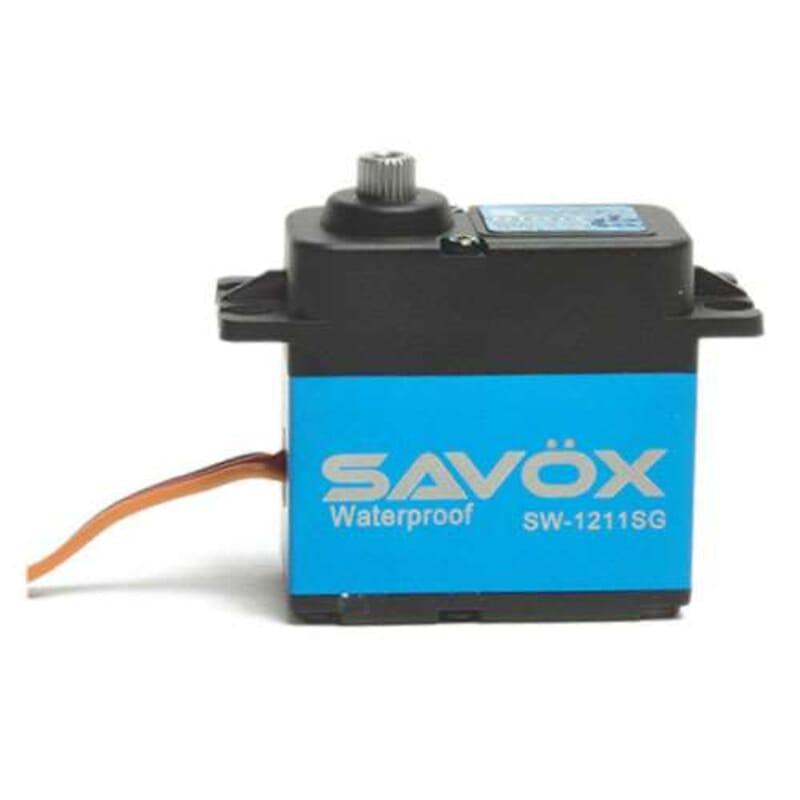 Servo Savox SW1211SG (15Kgr / 0.10sec) Waterproof