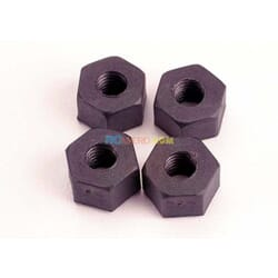 5mm nylon wheel nuts (4) TRX2747
