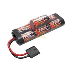 Battery Power Cell 3000mAh (NiMH 7-C hump 8.4V) ID TRX2926X