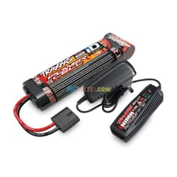 TRAXXAS BATTERY/CHARGER COMPLETER PACK 2969 CHARGER AND 2923X BATTERY