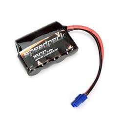 Bateria NiMH 7.2V 1600mAh EC3: Minis