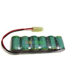 Bateria Ni/Mh Maxpro 2/3A 7.2v 1200 mAh mini Tamiya (ION)