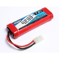 Bateria NIMh 4200Mah 7.2v conector Tamiya