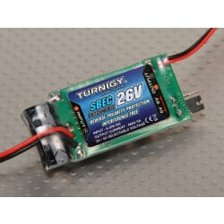 Regulador de Tension 5 A (8 ~26 v) SBEC para Lipo