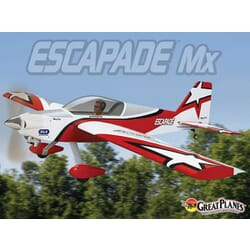 GREAT PLANES - Escapade MX 30cc EP ARF