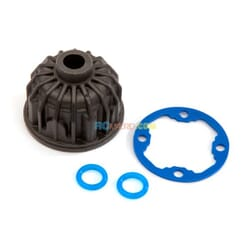 Carrier differential/ x-ring gasket/ o-ring (2)/ 10x19.5x0.5 TW