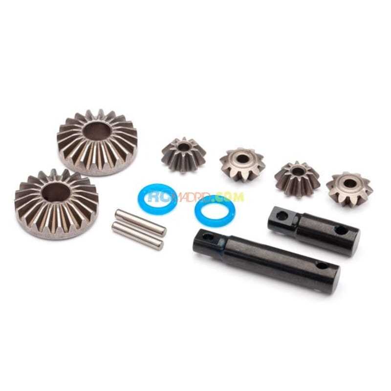Output gear center differential hardened steel (2)