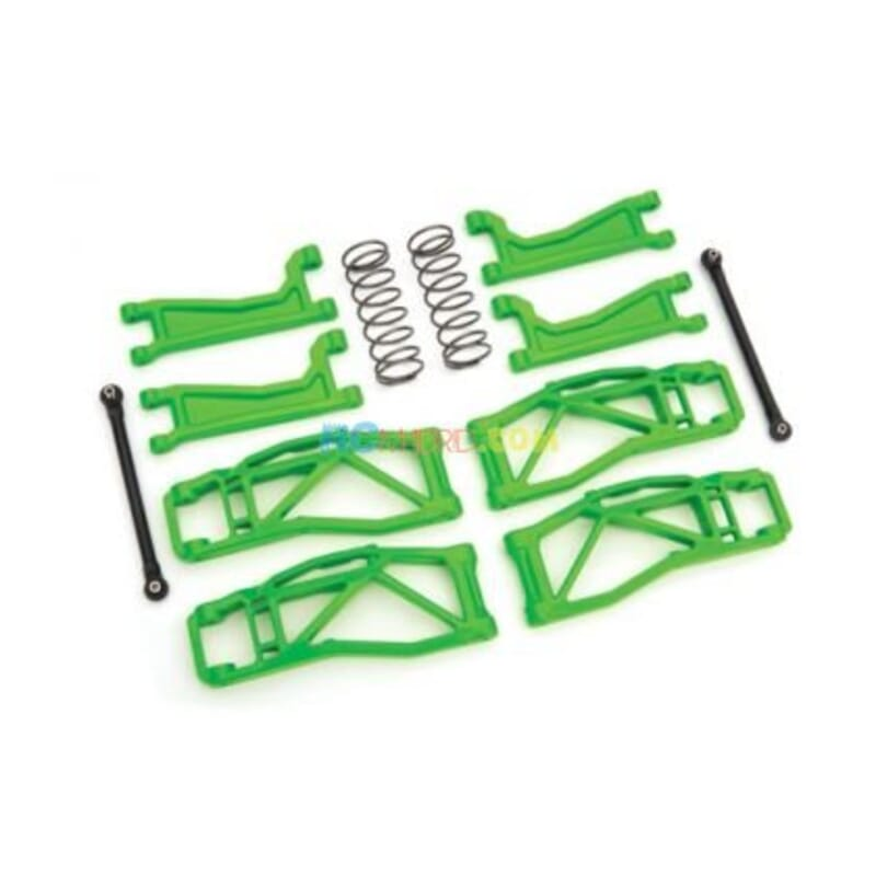 Suspension kit WideMaxx green