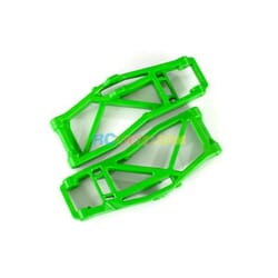 Suspension arms lower green (left and right front or rear) (2) (for use with