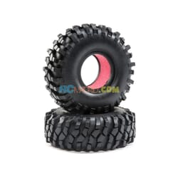 FR/RR Tire with Foam Temper G2