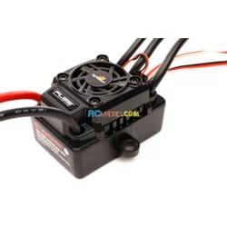 Variador Fuze 130A sin sensores Brushless ESC 4WD SCT