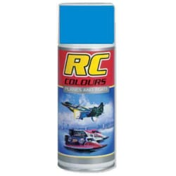 Pintura RC Azul cielo resistente al combustible 150 ml