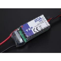Regulador de Tension BEC YEP 20 A HV con salida selecionable