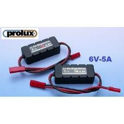 Regulador de Tension 5 A 6 V 2-6s LIPO