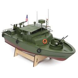 """Lancha patrullera Alpha 21"""" RTR"""