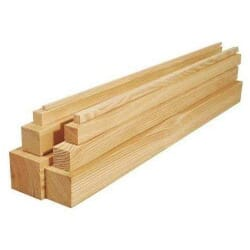 liston balsa 8 x 8 mm