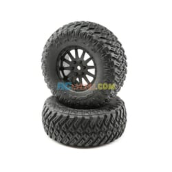 Wheel and Tire Mounted (2)  TENACITY SCT