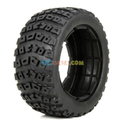 Left & Right Tire (1ea) & Foam Insert (2)  1 5 4wd