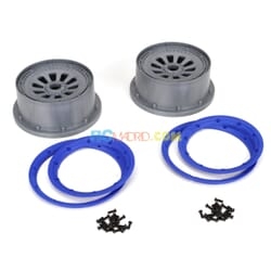 Wheel and Beadlock Set (2)  5TT