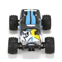 Ruckus 1/24 4wd Monster Truck Negro/blanco