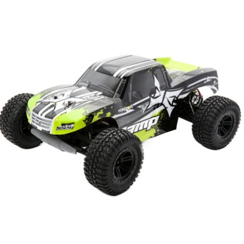Coche AMP 2wd 1/10 Monster RTR Negro