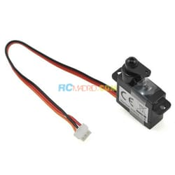 Nanolite High Speed MG Heli Servo