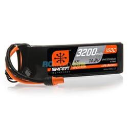 3200mAh 4S 14.8V 100C Smart Bateria Lipo  IC3