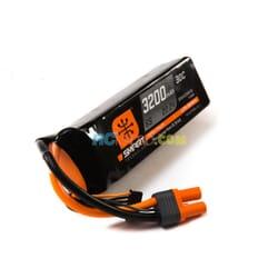 3200mah 6S 22.2V Smart LiPo 30C  IC5