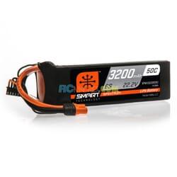 3200mAh 6S 22.2V 50C Smart LiPo bateria  IC3