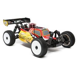 Losi 8IGHT Nitro RTR: 1/8 4WD Buggy