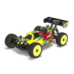 TLR 8ight 4.0 Nitro Race Kit