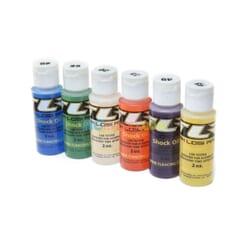 Shock Oil 6Pk, 20,25,30,35,40,45, 2oz