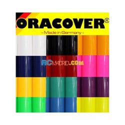 Oracover Rojo Brillante