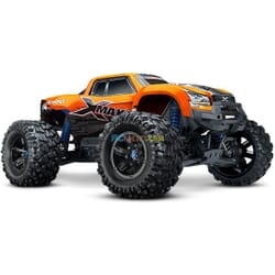 Traxxas X Maxx 4WD 8S brushless monstertruck Naranja