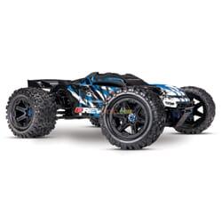 Traxxas E Revo 2 TQi VXL 6S (no bateria ni cargador), Azul