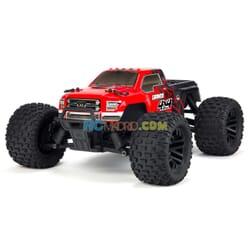 1/10 GRANITE MEGA 4X4 BRUSHED 4WD MT ROJO/NEGRO