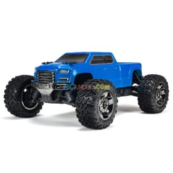 1/10 Big Rock Crew Cab 4X4 3S BLX 4WD MT Azul
