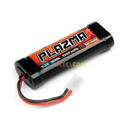 Plazma 4300mAh Ni-MH 6 Cel. plana 7.2 V