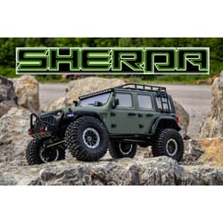 Absima 1/10 CR3.4 Sherpa Verde