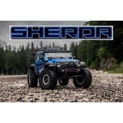 Absima 1/10 CR3.4 Sherpa Azul