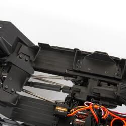 Axial SCX10 III Jeep JT Gladiator con Portales RTR, Rojo 1/10