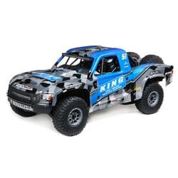 Super Baja Rey 1/6 2.0 4WD  Desert Truck RTR Azul