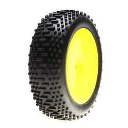 Juego ruedas delanteras Losi Mini 8ight