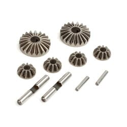 Differential Gear and Shaft Set