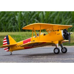 Stearman PT-17 1.1m BNF Basic