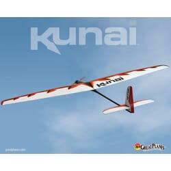Velero Kunai 1.4M Sport Glider ARF