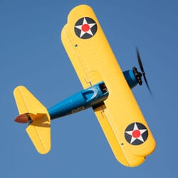 Stearman PT-17 UMX con AS3X BNF